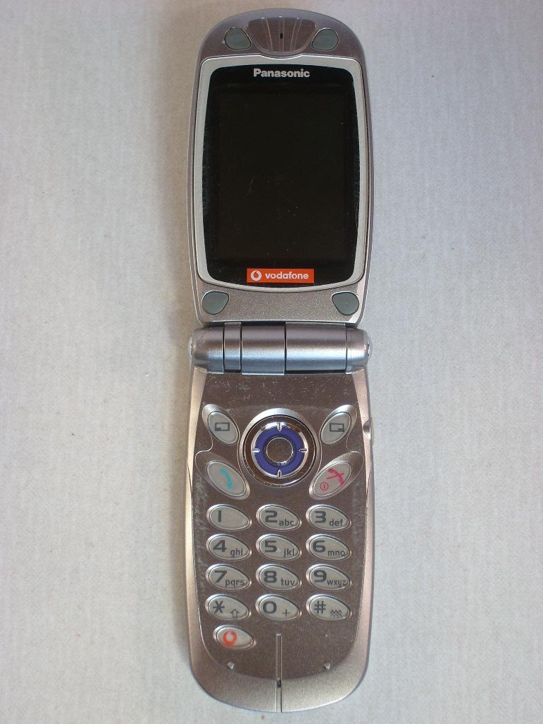 Panasonic Eb